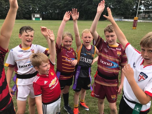 Huddersfield YMCA – Providing Mega-festivals For Huddersfield Primary Schools
