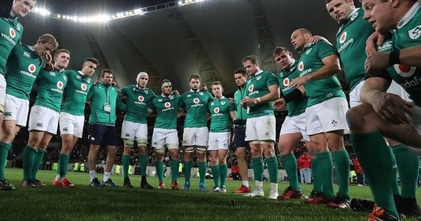Irelands 'Greatest' Year Of Rugby