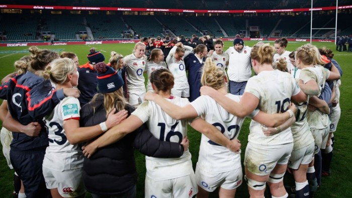 The Red Roses To Play The Barbarians, A First In Womens Rugby!