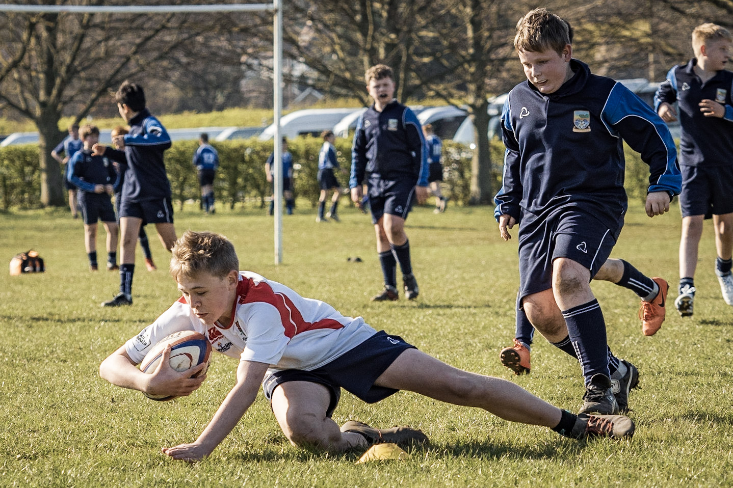 Boy's Day Of Rugby 2019
