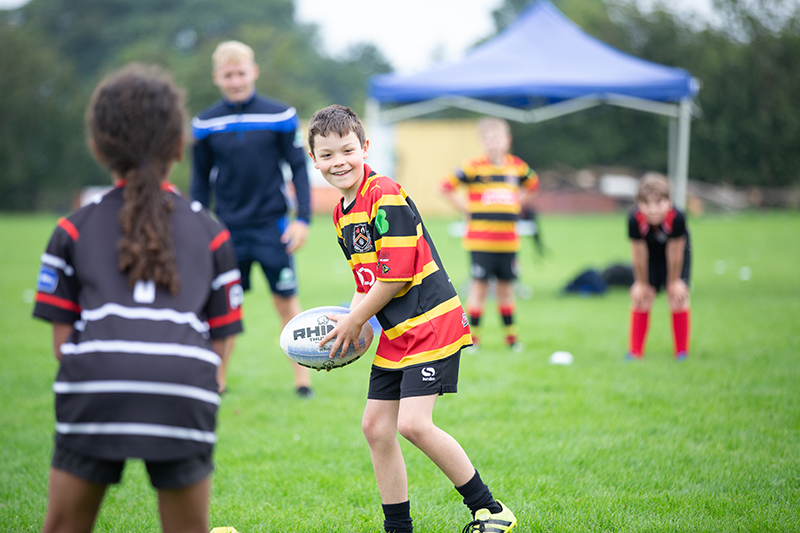Summer Rugby Camp 14th August